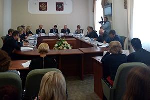 16.11 Заседание комитета ЗС РО по законодательству