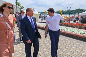 Фестиваль реки Дон на Набережной