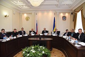Заседание комитета ЗС РО по строительству и ЖКХ