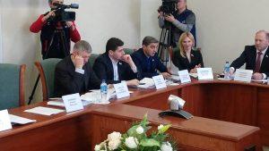 Заседание комитета Законодательного Собрания Ростовской области