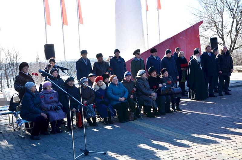 76-летняя годовщина со дня освобождения Аксая и Аксайского района