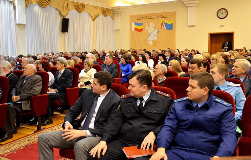 Заседание коллегии Администрации Аксайского района
