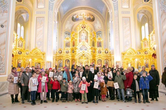 Экскурсия в Кафедральный собор Рождества Пресвятой Богородицы