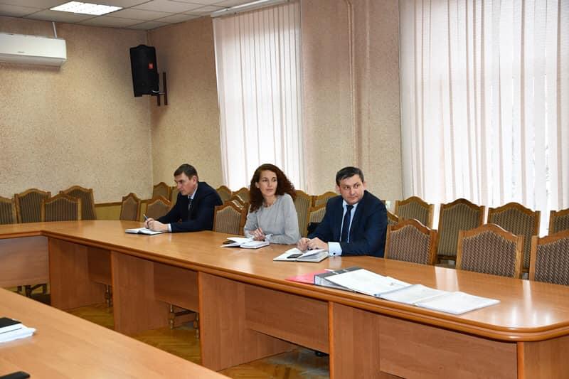 Заседание комиссии Аксайского района по инициативному бюджетированию