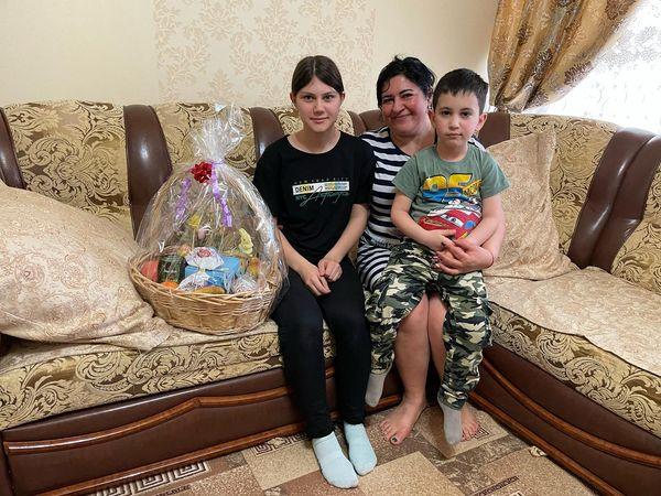 Поздравил жителей Мясниковского района с наступающим Светлым праздником Пасхи