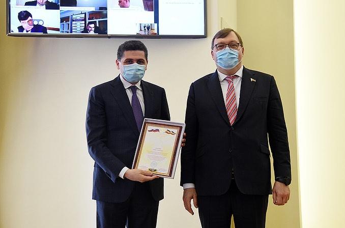 """Заседание фракции """"ЕДИНАЯ РОССИЯ"""""""