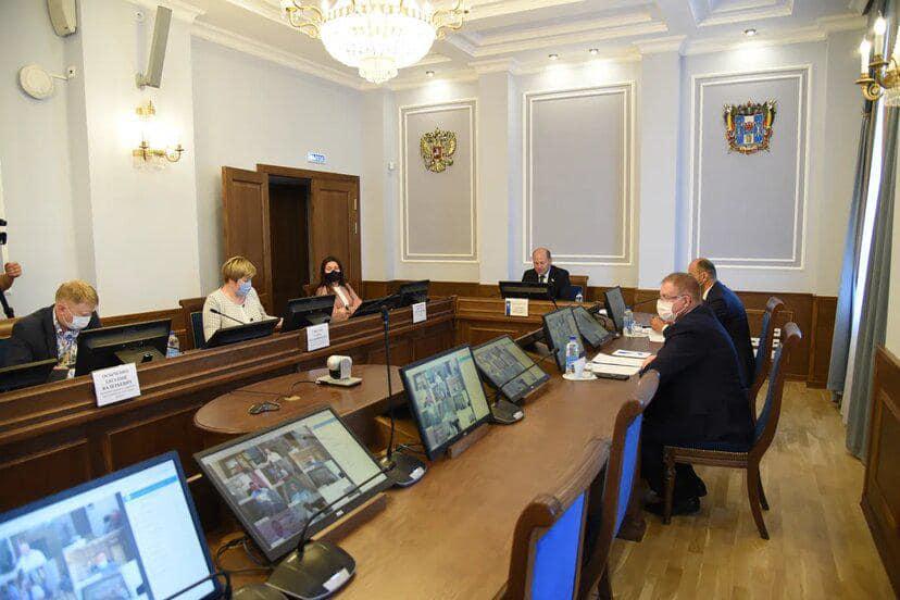 Заседании комитета по строительству и ЖКХ